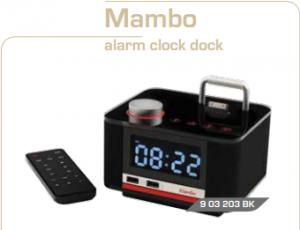 Digital Clock Mambo