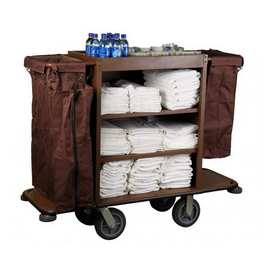 HOUSE KEEP --CART--WORDS---PIC--2--BROWN