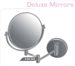 MAGNIFYING MIRROR--- DELUXE