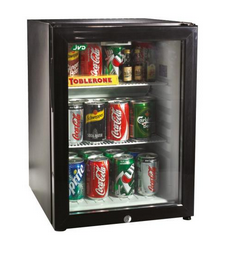 MINIBAR--DR--40--SC--BK--PICTURE---GLASS