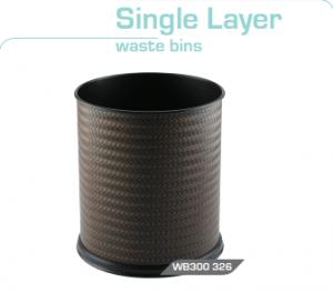 WASTE BIN----SINGLE LAYER