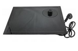 ZENLINE---main tray.----FIXATION.---BLACK