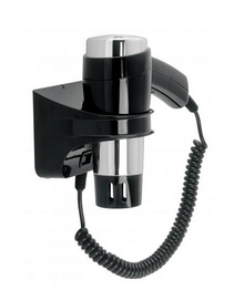 CLIPPER--DC-BLACK--WALL MOUNTED