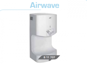 HAND DRYER---- AIRWAVE