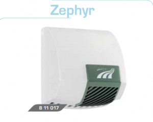 HAND DRYER---- ZEPHR