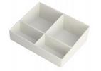 ZENLINE---sachet tray.----IVORY